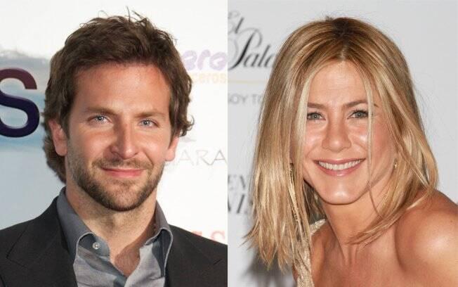 Bradley Cooper e Jennifer Aniston: novo casal?