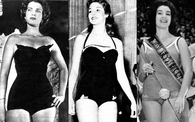 Martha Rocha (1954), Emília Barreto de Corrêia Lima (1955), Staël Maria da Rocha Abelha (1961)