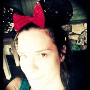 A atriz com as famosas orelhas na Disney