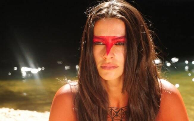 Cléo Pires, a índia mística Estela de