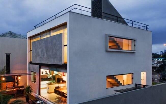 Na mesma categoria, o arquiteto Flavio Castro recebeu a menção honrosa pela Casa Mirante do Horto