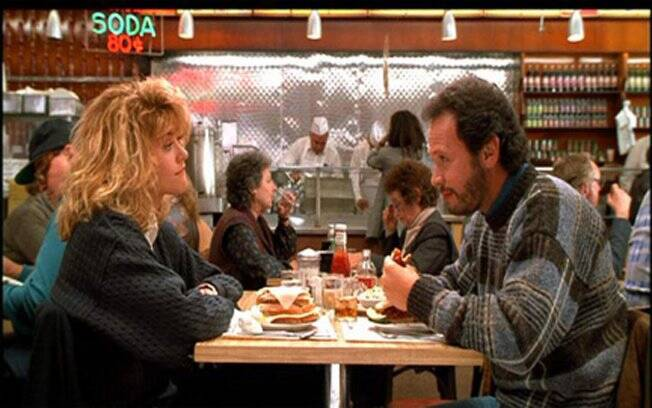 Em Harry e Sally, os opostos se atraem com final feliz