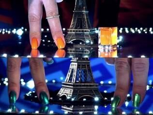 Givenchy lança o laranja