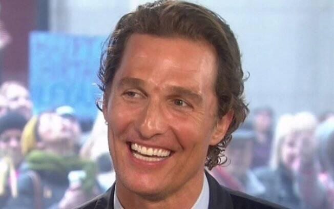 Matthew McConaughey: fase caseira, por influência da mulher, Camila Alves
