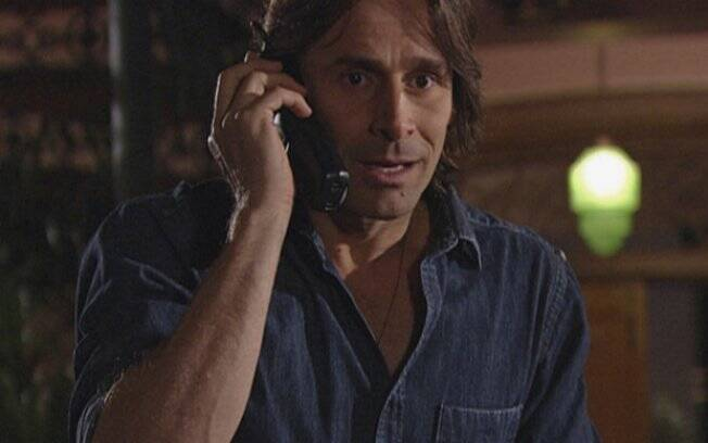 Solano recebeu telefonema com pistas sobre o avô e ficou animado