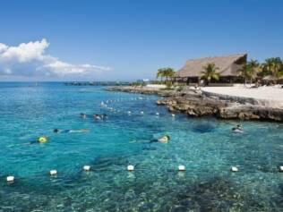 Cozumel, na Riviera Maia, é destino paradisíaco bastante conhecido