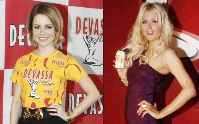 Sandy x Paris Hilton