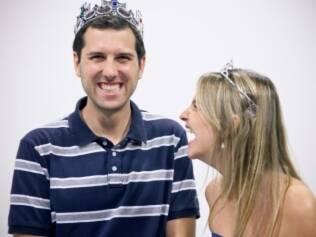 Jaqueline e Pietro: casamento no mesmo dia do evento do século