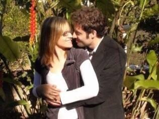 Gabriela e Dinho: