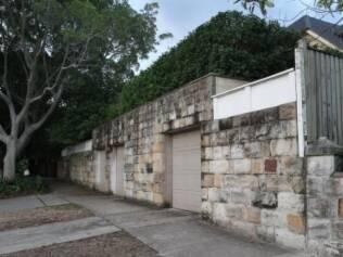 O casarão foi construído em 1909