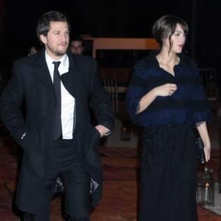 Marion Cottilard e o namorado, Guillaume Canet