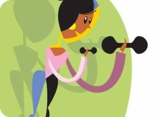 Musculação: gestantes podem fazer, mas consultando o médico