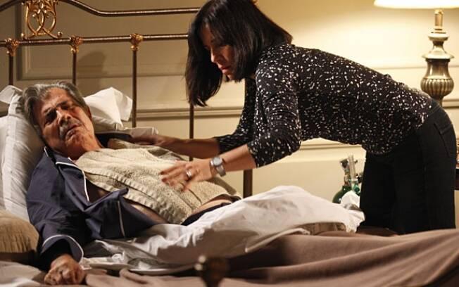 Norma tenta matar Teodoro