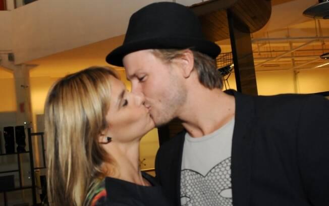 Fernanda Lima e Rodrigo Hilbert: apaixonados