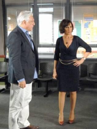 Raul e Wanda em