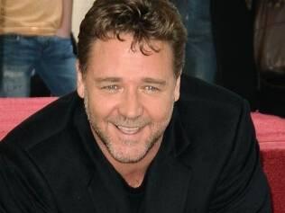 Russell Crowe de casa nova na Austrália