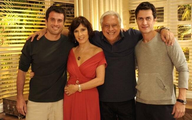 Será que a família Brandão voltará a ser feliz?