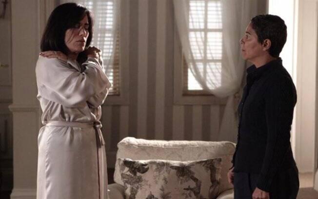 Norma não consegue tirar Léo da cabeça e preocupa Jandira