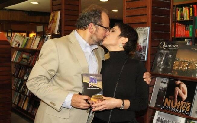 Ernesto Paglia e Sandra Annenberg