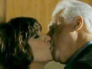 Raul considerou o beijo um