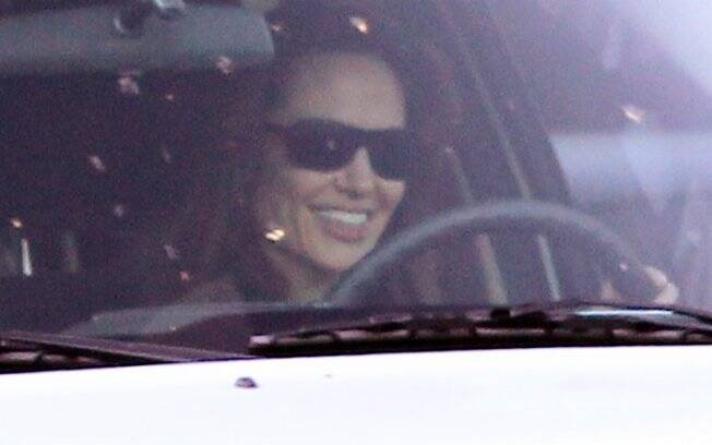 Angelina Jolie na tarde de sexta-feira (21)