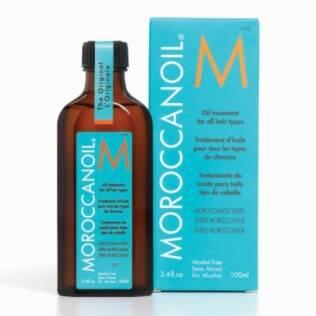 Moroccanoil é vendido no Brasil