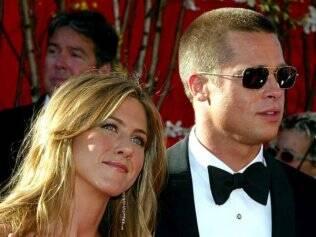 Angelina teria sido a pivô da separação de Jennifer Aniston e Brad Pitt