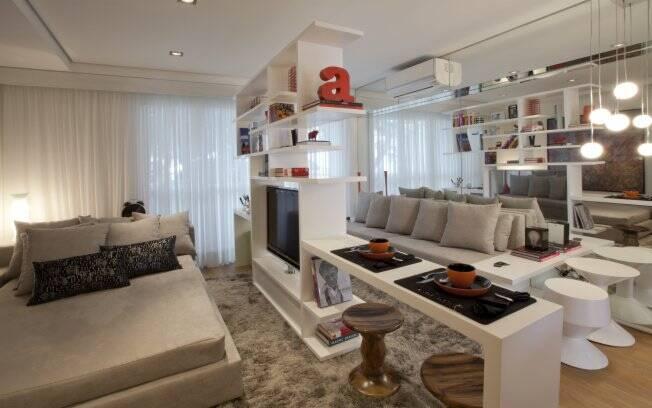 decoracao cozinha flat:13 dicas para ganhar espaço em casa – Arquitetura – iG
