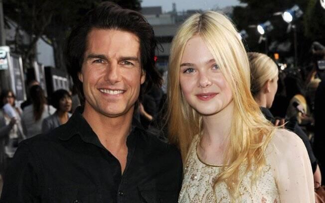Tom Cruise e Elle Fanning