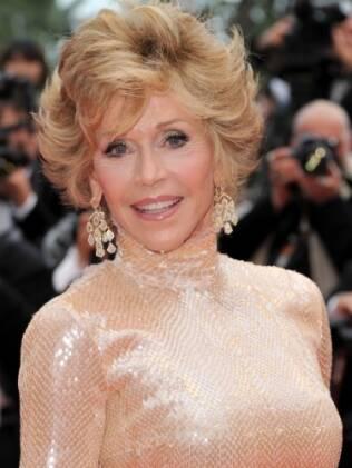 Jane Fonda e seu sorriso remodelado no dentista: R$ 90 mil