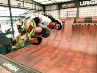De acordo com a Confederação Brasileira de Skate, mulheres já são 186 mil praticantes do esporte no país