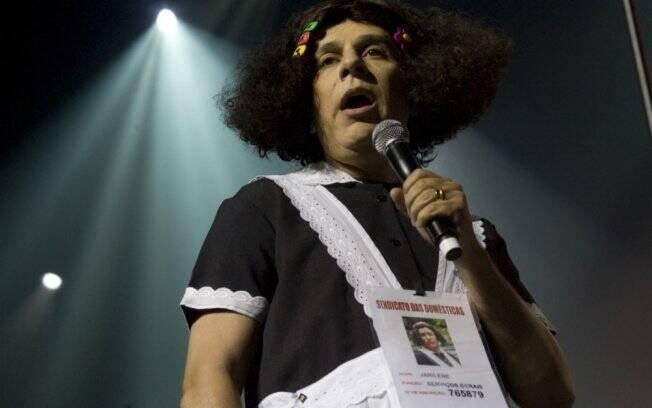 Tom Cavalcante volta aos palcos após 4 anos