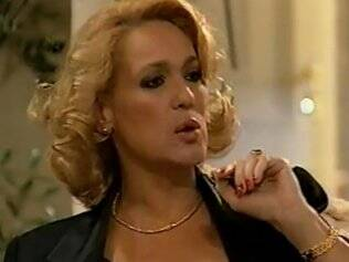 Branca (Susana Vieira) em