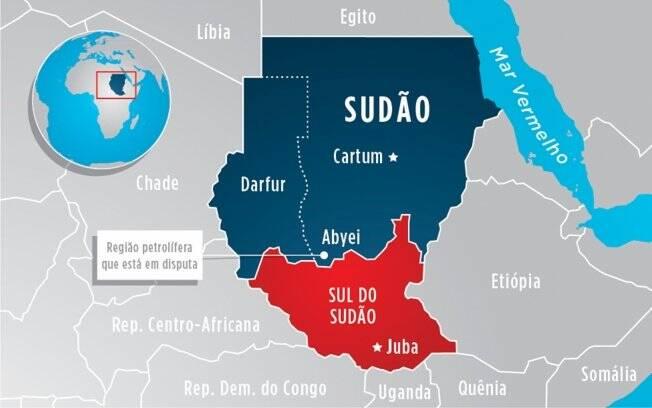 Os cristãos e a guerra no Sudão