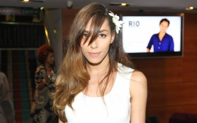 Lea T veio ao Brasil especialmente para participar do