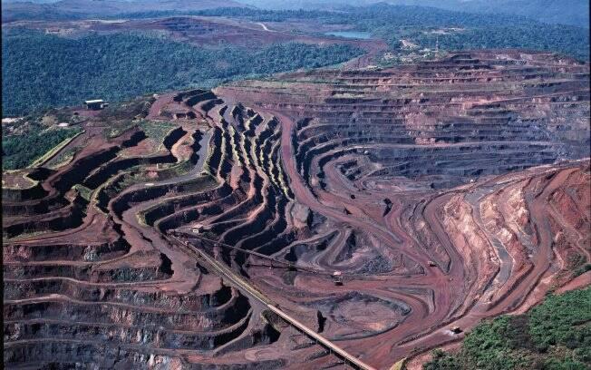 A paradoxal contextualização da mineração em Minas Gerais