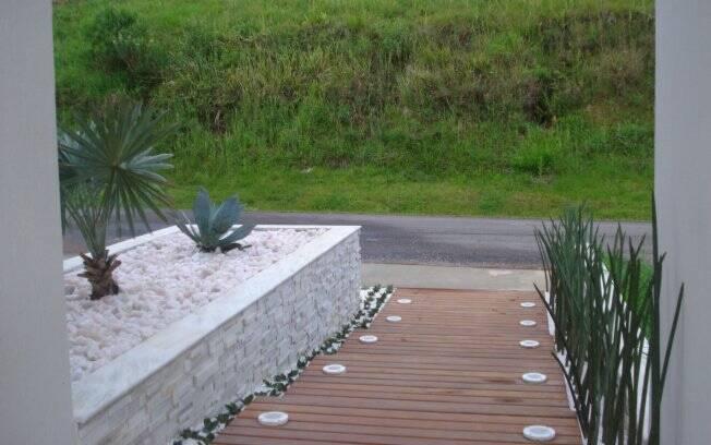 Pedras Pelo Caminho Jardinagem Ig