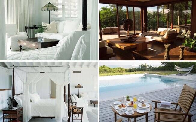 Resort Parrot Cay - valor da diária: de R$ 700 a R$ 42 mil