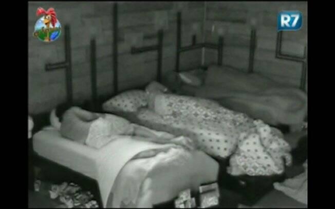 Peões vão para a cama