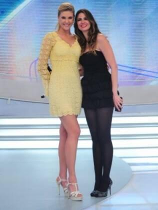 Luciana Gimenez será homenageada no programa de Ana Hickmann