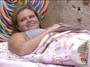 Paulinha conta sobre seu sonho com Rodrigão