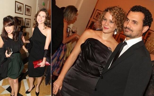 Maria Ribeiro, Lavínia Vlasak, Leandra Leal e Ale Youssef