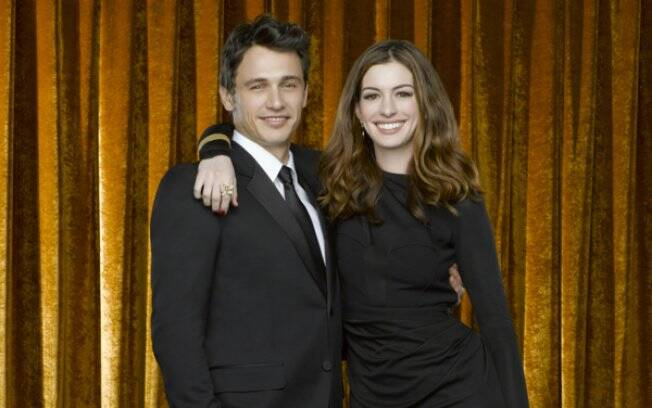 James Franco e Anne Hathaway: os apresentadores do Oscar 2011