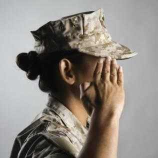 O estudo é pioneiro na análise de gênero entre os militares