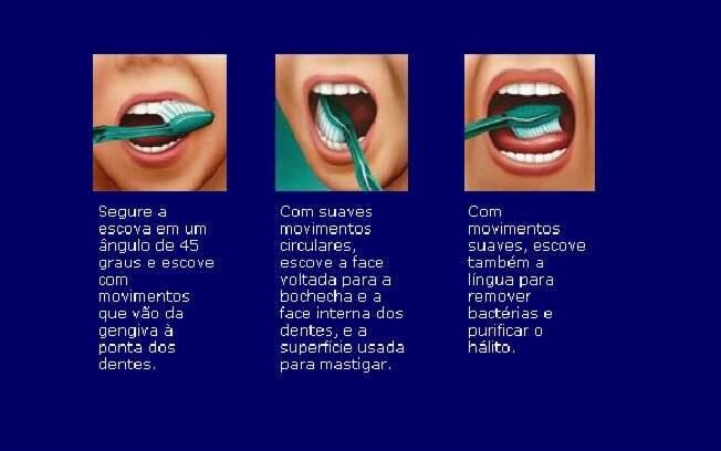 Atenção e cuidados simples ajudam muito a manter a higiene de seu sorriso