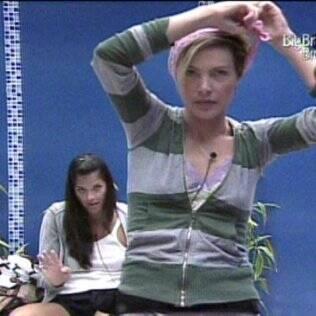 Diana e Talula conversam sobre votação