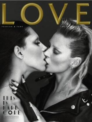 Lea T e Kate Moss