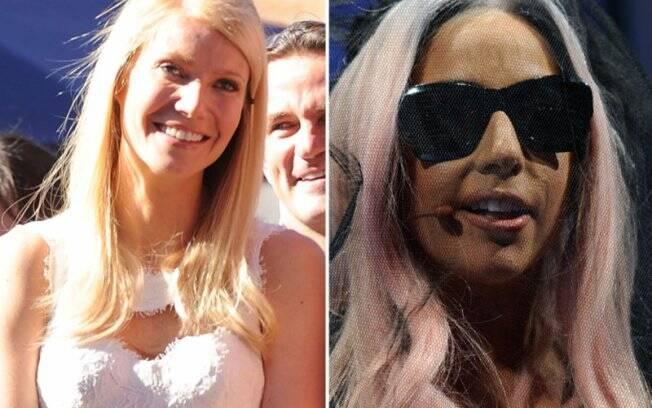 Gwyneth e Lady Gaga: de volta para reforçar a série