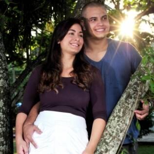 Marina, como seus pais, não tinha religião. Mas acabou se convertendo depois de conhecer o namorado Bernardo