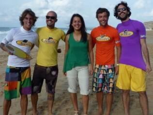 No ano passado, Gabriel O Pensador competiu ao lado dos atores Omar Docena, Paulinho Vilhena e Kayky Brito
